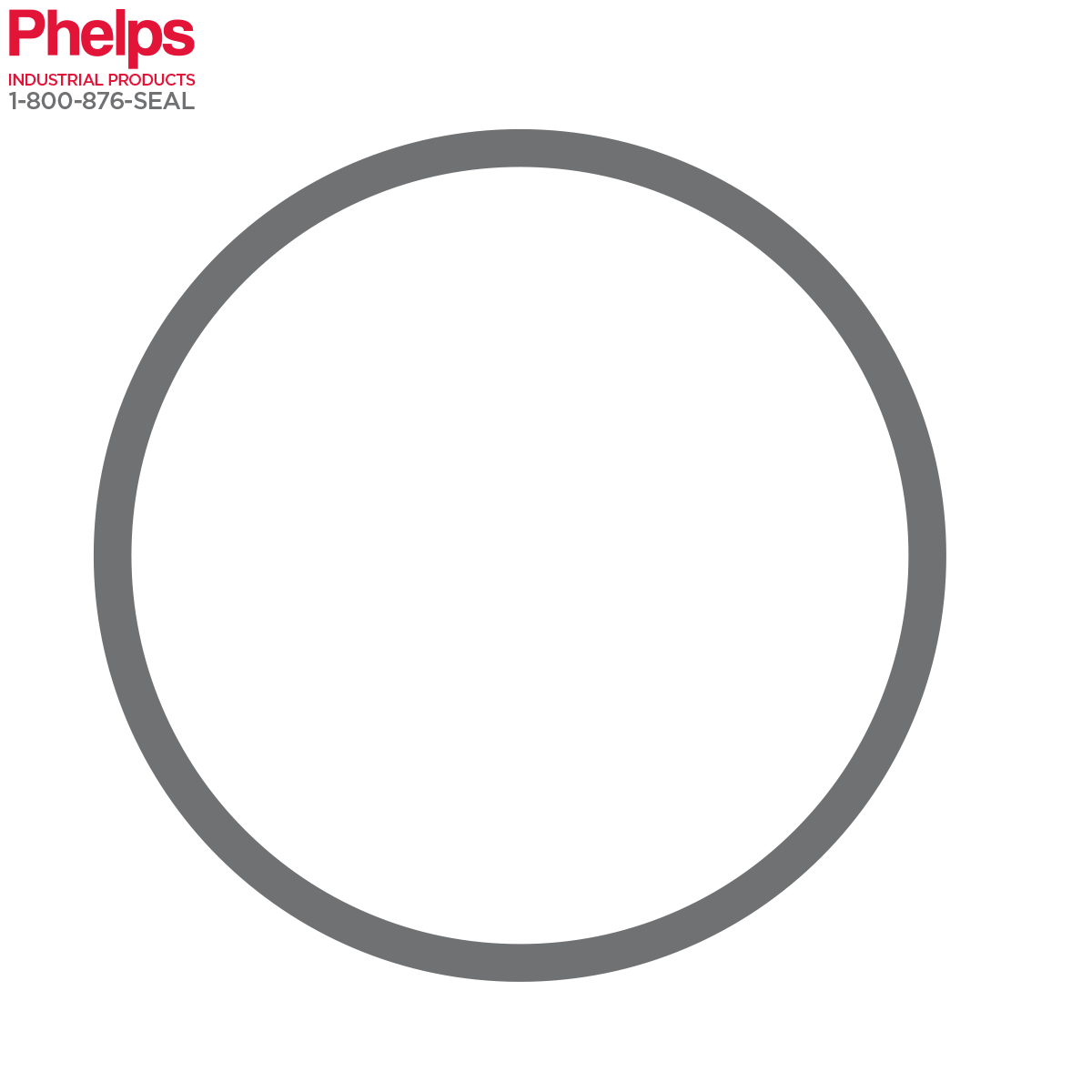 Topog-E Boiler Gasket - Round | Phelps Industrial Products