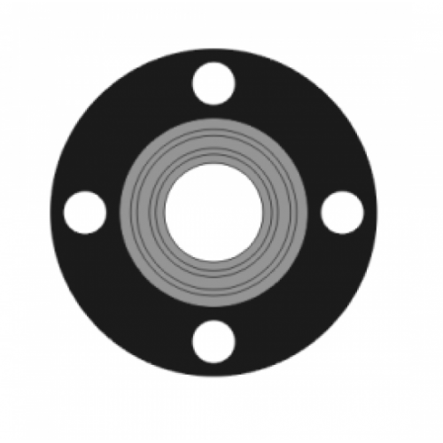 PTFE Bonded EPDM Rubber Gaskets | Phelps Industrial Products