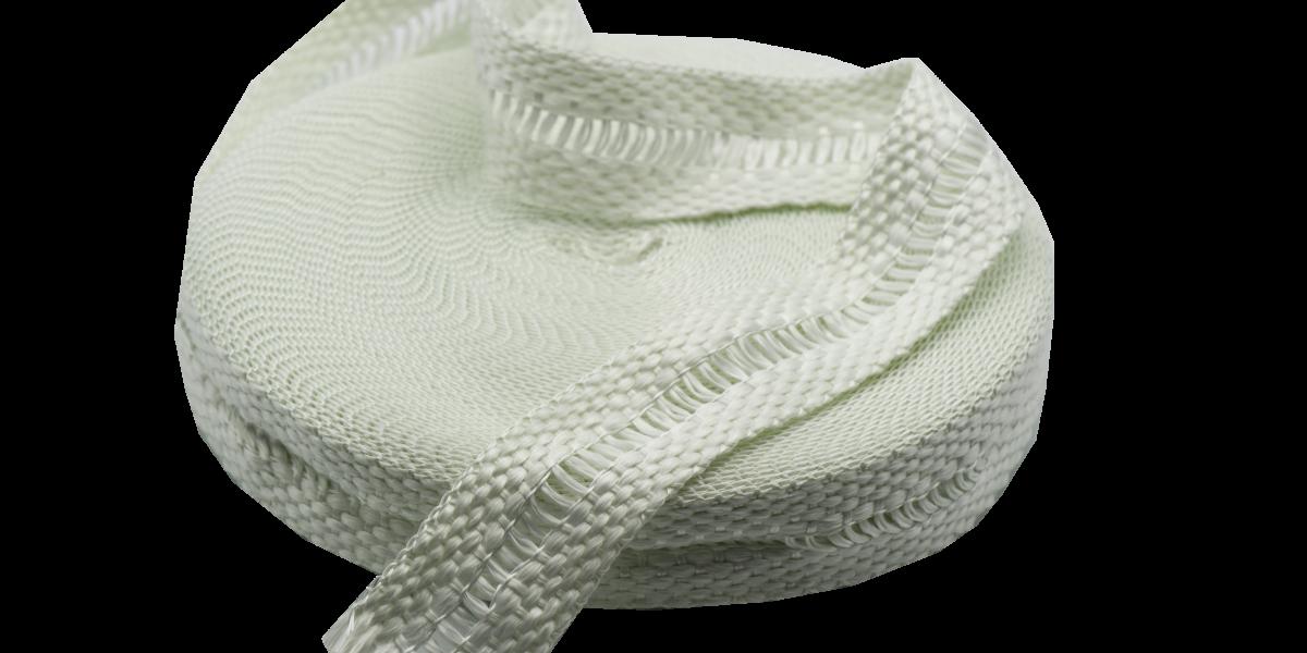 Woven Fiberglass Drop Warp Tape Phelps Industrial Products